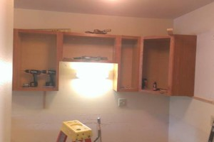 Photo #14: CABINETRY INSTALLATION SERVICES. KITCHENS & MORE