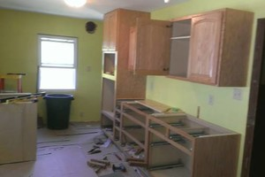 Photo #2: CABINETRY INSTALLATION SERVICES. KITCHENS & MORE