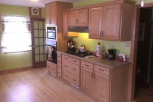 Photo #1: CABINETRY INSTALLATION SERVICES. KITCHENS & MORE