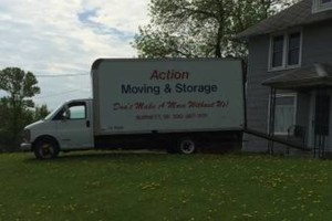 Photo #1: Action Moving & Storage (Fully Insured, Over 20 years Experience)