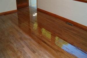Photo #2: Fabulous Floors Milwaukee. Hardwood Floor Refinishing Only 99 cents per Sq/Ft