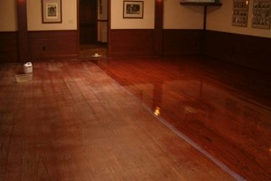 Photo #1: Fabulous Floors Milwaukee. Hardwood Floor Refinishing Only 99 cents per Sq/Ft