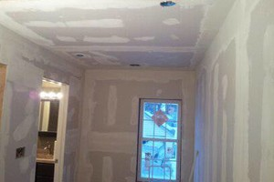 Photo #9: DRYWALL,CARPENTRY OR ANY HANDYMAN WORK by Julio