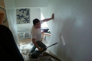Photo #2: DRYWALL,CARPENTRY OR ANY HANDYMAN WORK by Julio