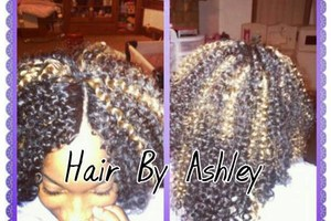Photo #8: Braids, Crotchet Styles, and More!