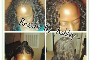 Photo #7: Braids, Crotchet Styles, and More!