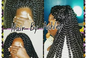 Photo #4: Braids, Crotchet Styles, and More!
