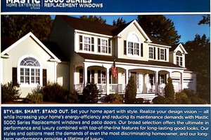 Photo #2: Wisconsin Weatherall. Windows, Doors, Siding: Quality Product, Quality Install