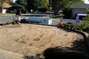 Photo #2: JDB's Custom Landscaper - Yard Clean up, Hauling, Waste Removal