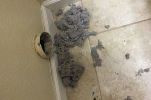 Photo #3: Is your dryer taking longer to dry your clothes? It's Clogged up! Call Vent-tastic!