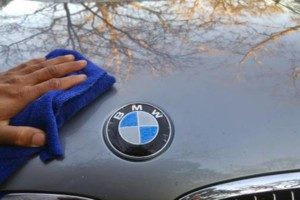 Photo #5: Undergrad Clean-Up (ECO Friendly Mobile Waterless Car Detailing )