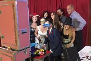 Photo #1: LeRoy Production. Photobooth & DJ Services
