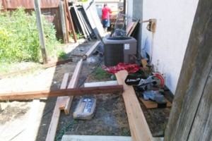 Photo #11: FENCE REPAIR/ NEW FENCE/ TREE REMOVAL/ TRIMMING...