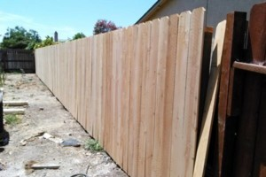 Photo #7: FENCE REPAIR/ NEW FENCE/ TREE REMOVAL/ TRIMMING...