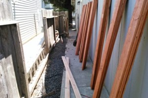 Photo #5: FENCE REPAIR/ NEW FENCE/ TREE REMOVAL/ TRIMMING...