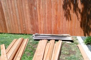 Photo #4: FENCE REPAIR/ NEW FENCE/ TREE REMOVAL/ TRIMMING...