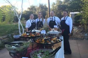 Photo #1: Chef Russ and his team! Wedding and Personal Chef Avail