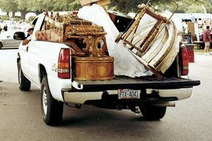 Photo #1: Need a truck? Quick move? Rent me and the truck!!