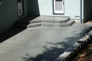 Photo #23: SOLID ROCK - Professional Concrete & Pavers