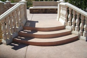 Photo #22: SOLID ROCK - Professional Concrete & Pavers