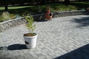 Photo #16: SOLID ROCK - Professional Concrete & Pavers