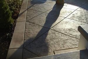Photo #14: SOLID ROCK - Professional Concrete & Pavers