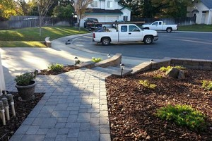 Photo #10: SOLID ROCK - Professional Concrete & Pavers