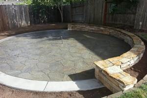 Photo #5: SOLID ROCK - Professional Concrete & Pavers