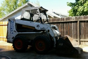 Photo #1: Dump Truck, Tractor Work, Concrete Removal, Bobcat, Grading, Dump Trai