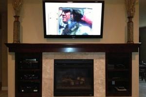 Photo #2: AV Professionals. TV INSTALLATION (Fast Service)