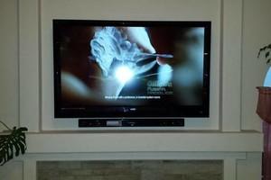 Photo #4: AV Professionals. TV INSTALLATION (Fast Service)