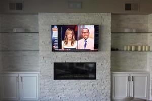 Photo #5: AV Professionals. TV INSTALLATION (Fast Service)