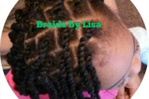 Photo #11: BRAIDS - WOMEN, MEN OR KIDS
