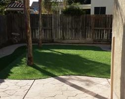 Photo #5: Preston Landscaping. Artificial Turf [Synthetic Grass]