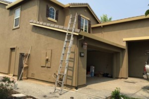 Photo #5: EXTERIOR & INTERIOR PAINT, CABINETS REFINISHING, FLOORING, CROWNMOLDING...