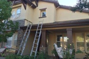 Photo #3: EXTERIOR & INTERIOR PAINT, CABINETS REFINISHING, FLOORING, CROWNMOLDING...