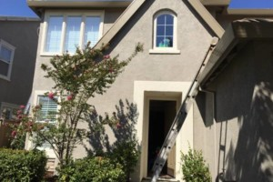 Photo #2: EXTERIOR & INTERIOR PAINT, CABINETS REFINISHING, FLOORING, CROWNMOLDING...