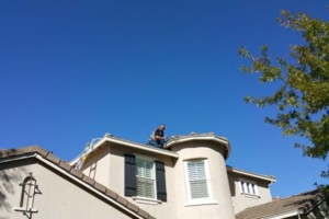 Photo #14: ROOFTO $95.00 GUTTER CLEANING