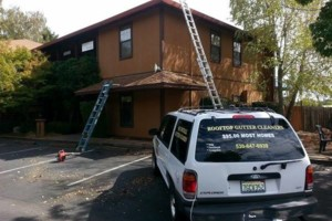 Photo #12: ROOFTO $95.00 GUTTER CLEANING