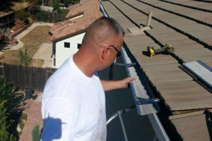 Photo #2: ROOFTO $95.00 GUTTER CLEANING
