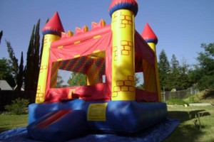Photo #1: Cheapest bounce house and jumper for rent - William's Bounce!
