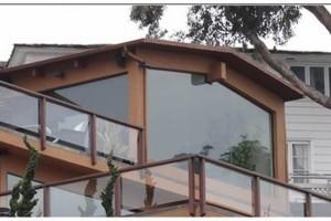 Photo #4: Power Wash for DECKS, Walks, Roofs, Fences, Walls, Driveways,