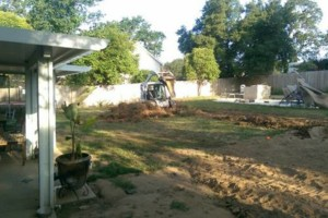 Photo #3: Concrete, Dirt, Asphalt, grass removal...