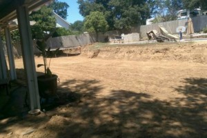 Photo #2: Concrete, Dirt, Asphalt, grass removal...