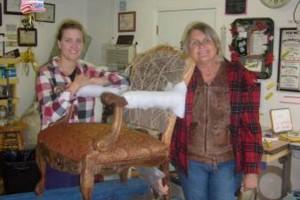 Photo #7: Basic Upholstery Lessons