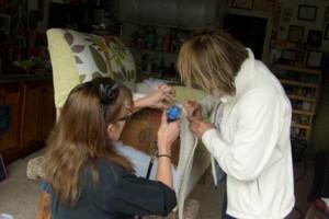 Photo #2: Basic Upholstery Lessons