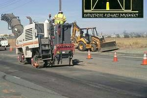 Photo #2: INDUSTRIAL ASPHALT PAVEMENT