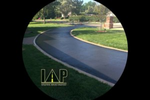 Photo #1: INDUSTRIAL ASPHALT PAVEMENT