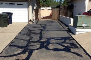 Photo #1: Statewide Striping & Seal Coating