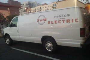 Photo #5: Z & M ELECTRIC. ELECTRICAL PANEL/ SERVICE UPGRADES